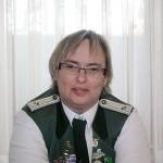 Stellv. Schießmeisterin Angelika Altenkirch