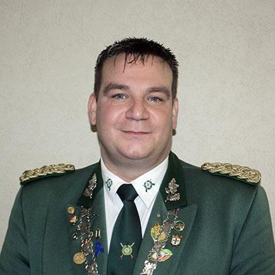 Jungeschützenmeister Giuseppe Scolrao