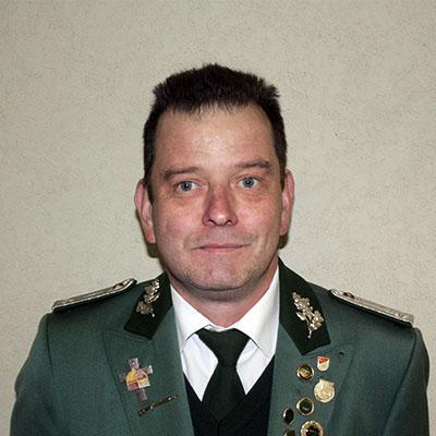 Schießmeister Manfred Heuser