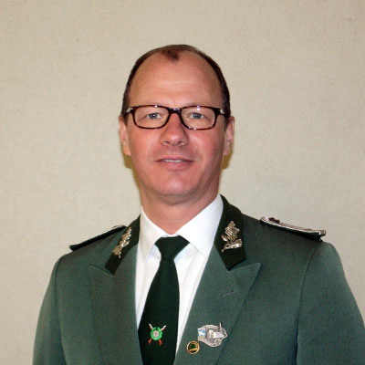 Kommandant Paul-Bernhard Dölle