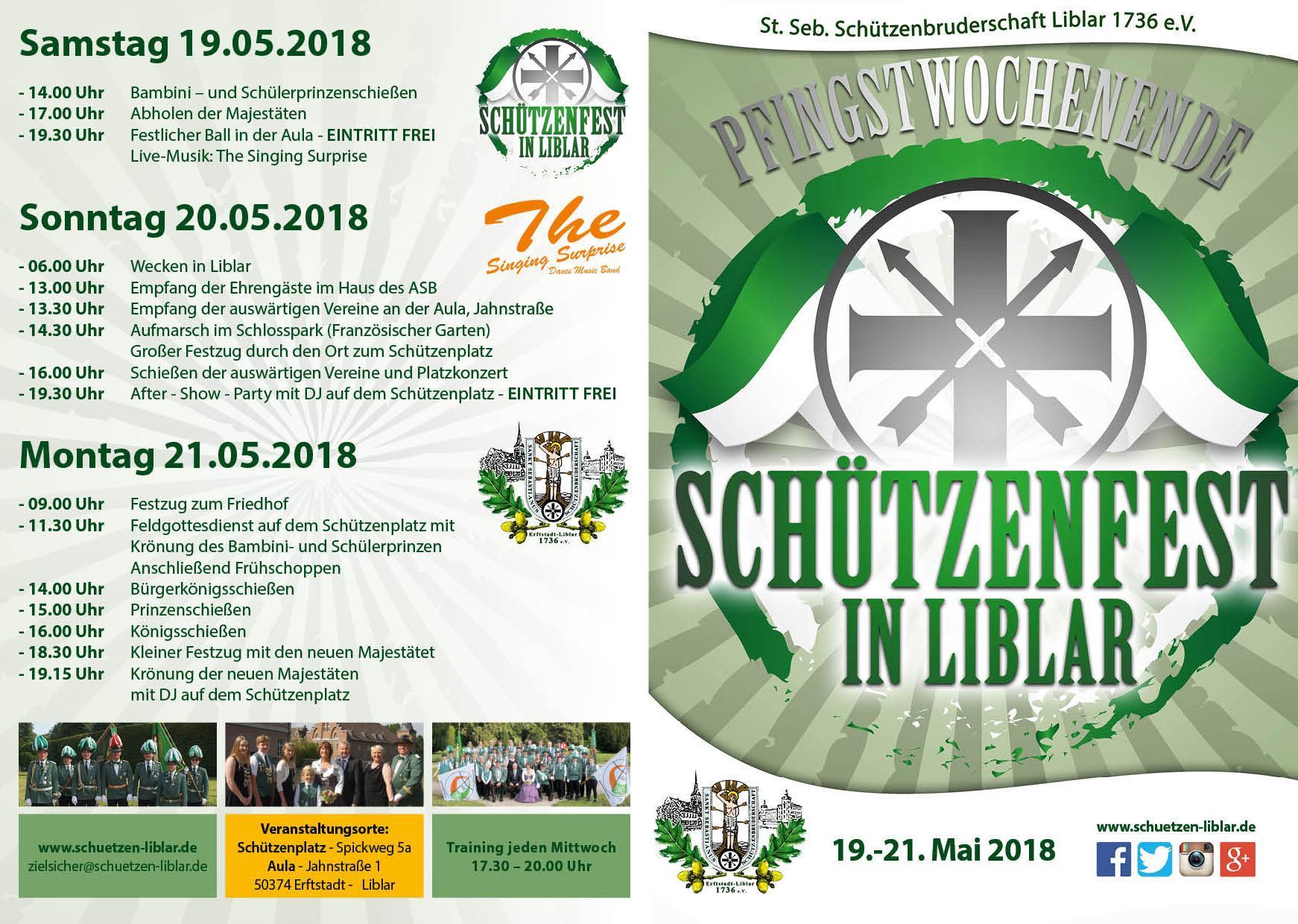 Schützenfest 2018