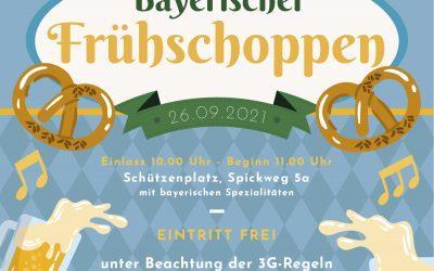 Bayerischer Frühschoppen in Liblar